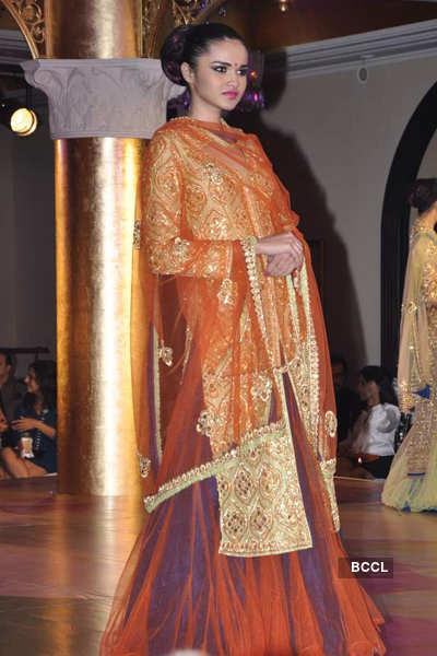 Maheka Mirpuri's 'Khwaab' show