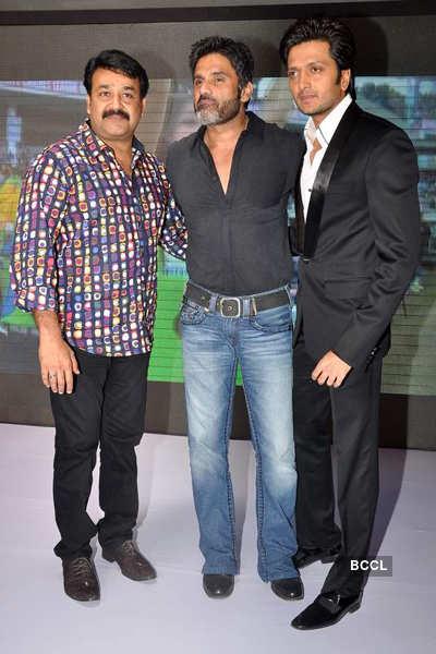 Press meet: 'CCL T20'