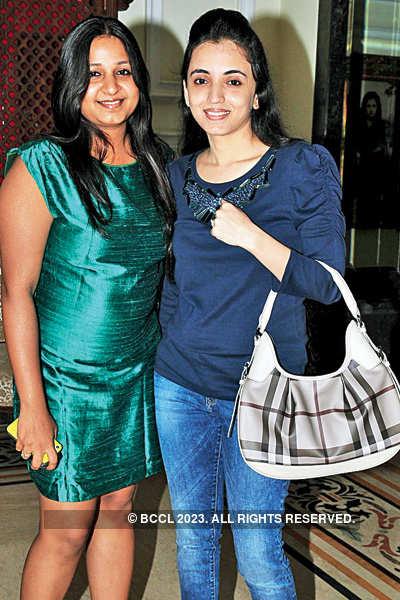 Aakansha's birthday bash