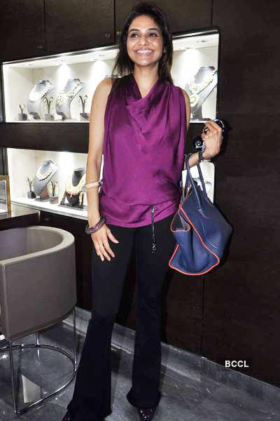'Begani Jewels' showroom launch
