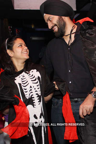 Pre-Halloween party @ Reverb