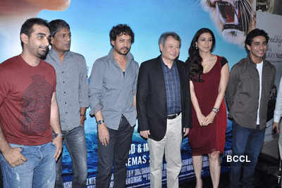 Press meet: 'Life Of Pi'