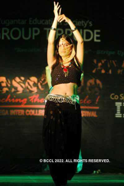 Tirpude College @ Fashion Show