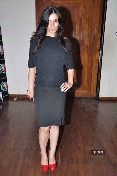 Sophie's 'Hungama Ho Gaya' launch