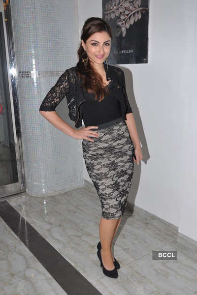 Sophie's 'Hungama Ho Gaya' launch