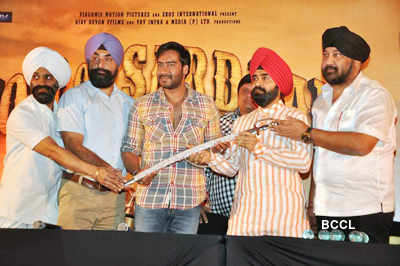 Press meet: 'Son Of Sardar'