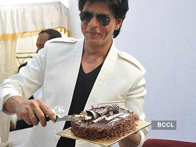 Shah Rukh Khan @ Press meet