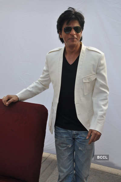 Shah Rukh Khan @ Press meet