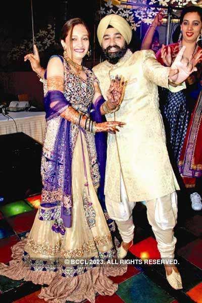 Sandeep, Aman Bhatia's ring ceremony
