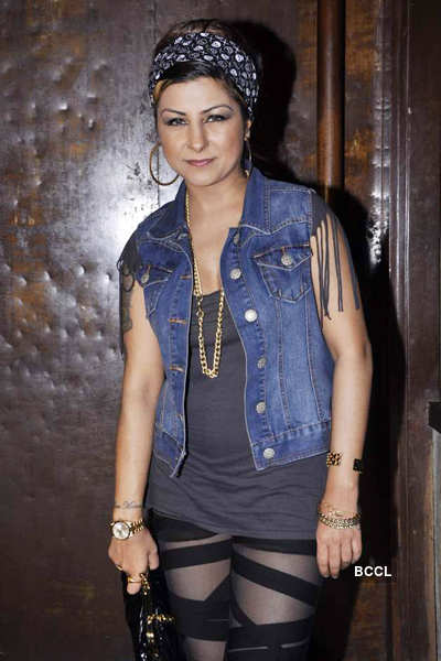 Hard Kaur, Luke @ Nokia party