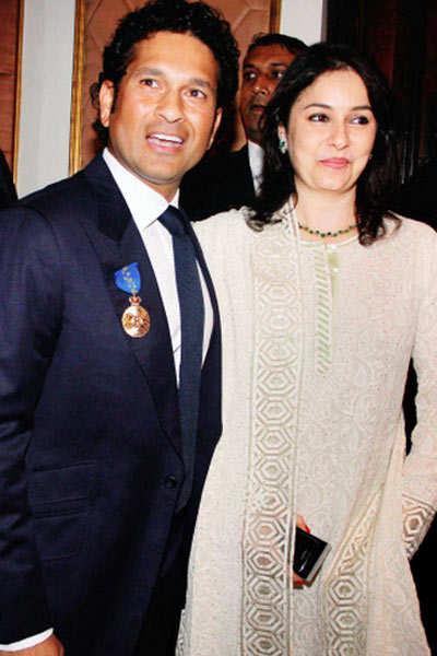 Sachin Tendulkar receives Order of Australia