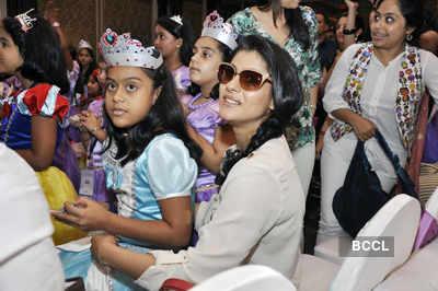 Celebs @ 'Disney Princess' event