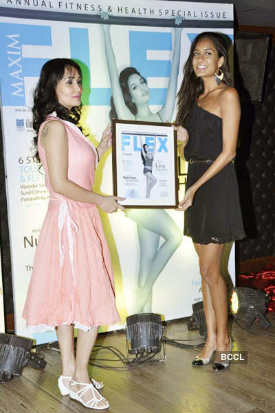 Lisa launches health mag