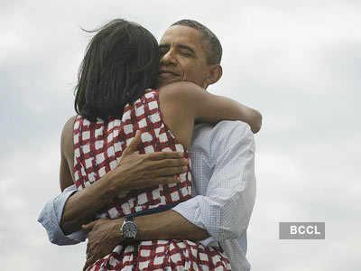 Barack Obama wins historic re-election