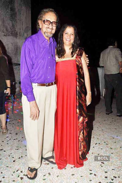 Aarti Razdan's b'day party