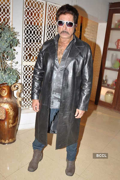 Shakti Kapoor, Piu's item song shoot