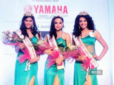 Pond's Femina Goa 2013 sub-contest winners