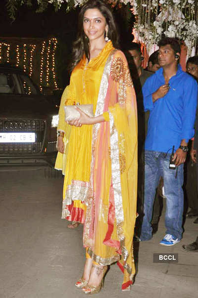 Mahek-Navin Shetty's wedding reception
