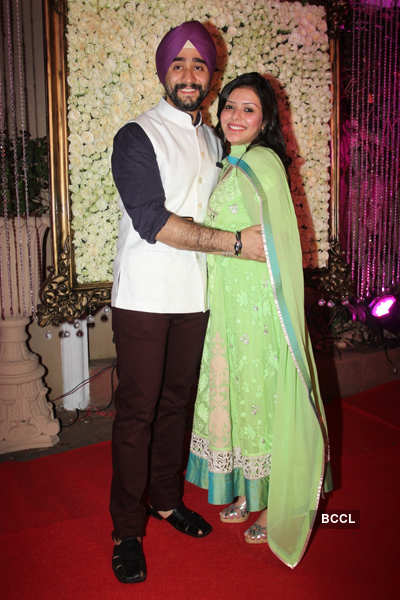 Kiran Bawa's Diwali party