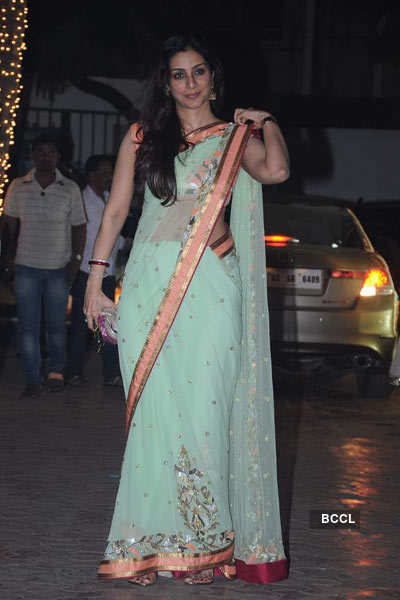 Shilpa Shetty's Diwali party