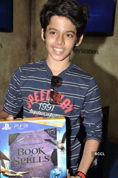 Darsheel launches PlayStation game