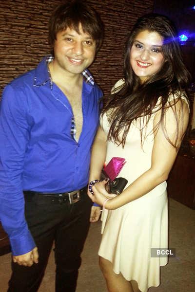 Kapil Sharma's b'day party