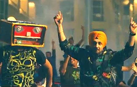 'Radio' song: Diljit Dosanjh