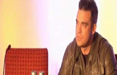 Robbie Williams announces European tour