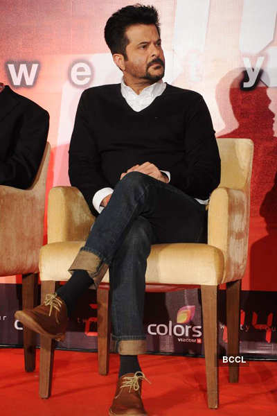Anil Kapoor launches '24'