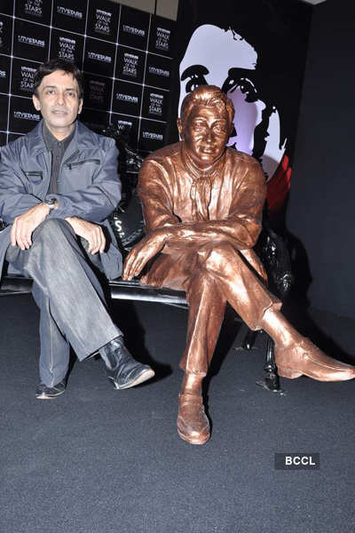 Unveiling of Dev Saab's statue
