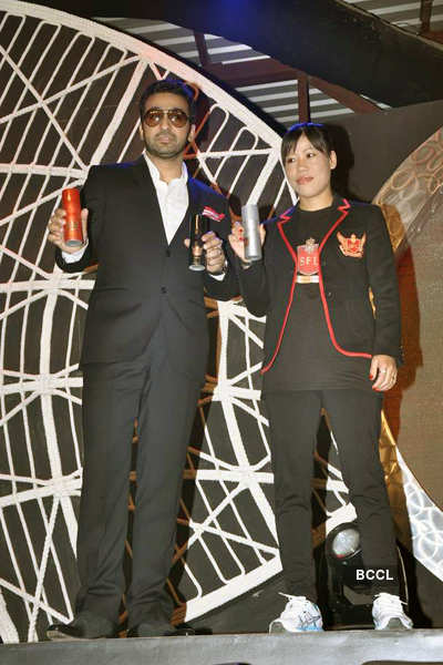 Launch of 'SFL' perfume