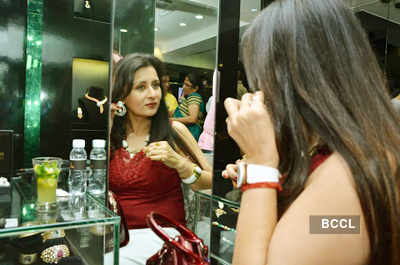 Shaina NC's jewellery launch