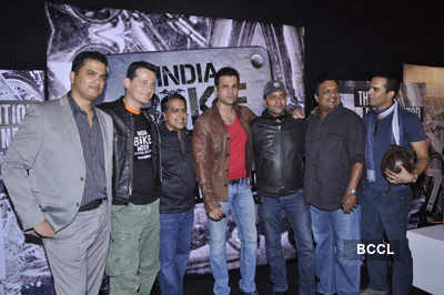 'India Bike Week' party