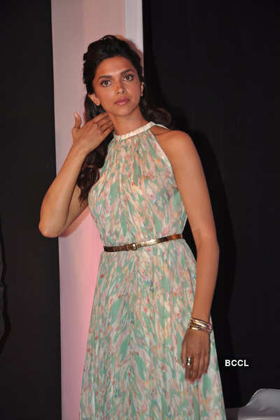 Deepika Padukone endorses Garnier