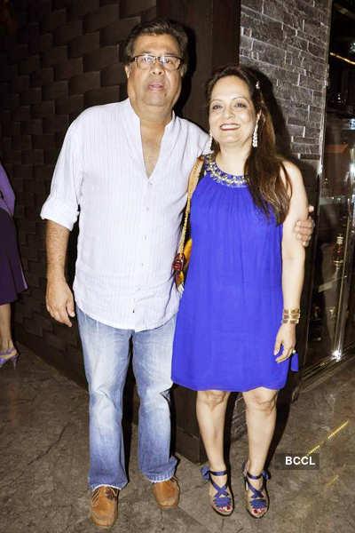 Priyanka Thakur's anniversary party
