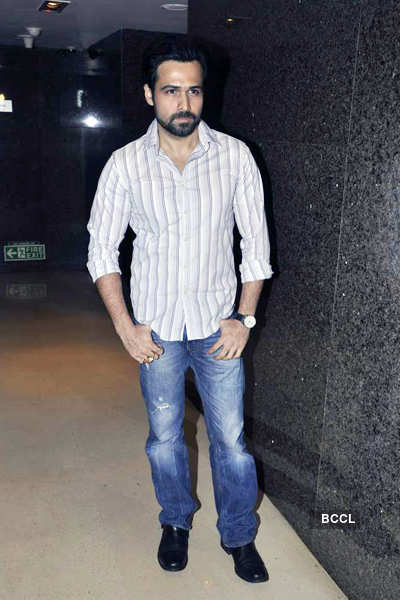 Emraan at product launch