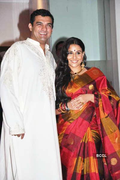Vidya-Siddharth's pre-wedding party