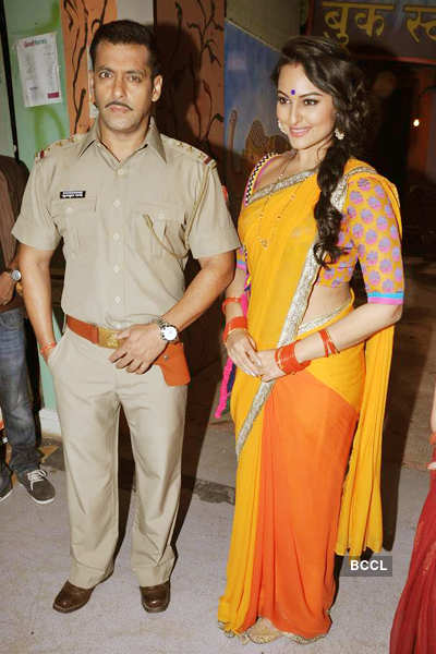 Diya Aur Baati Hum: On the sets