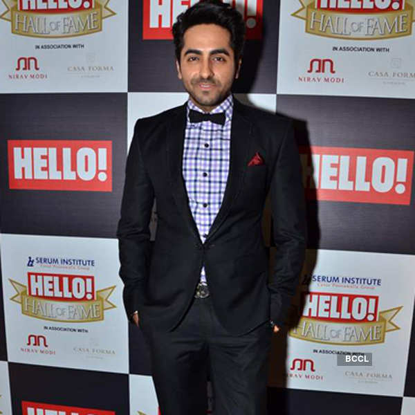 Hello Hall Of Fame Awards'12