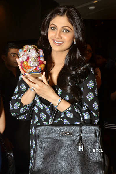 Celebs @ handbag collection launch
