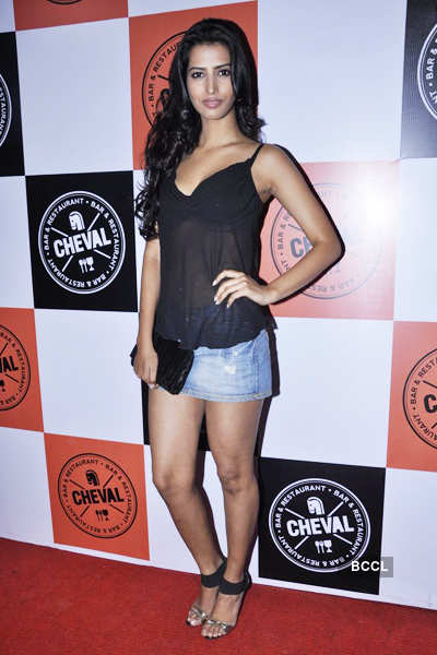 Celebs at club launch