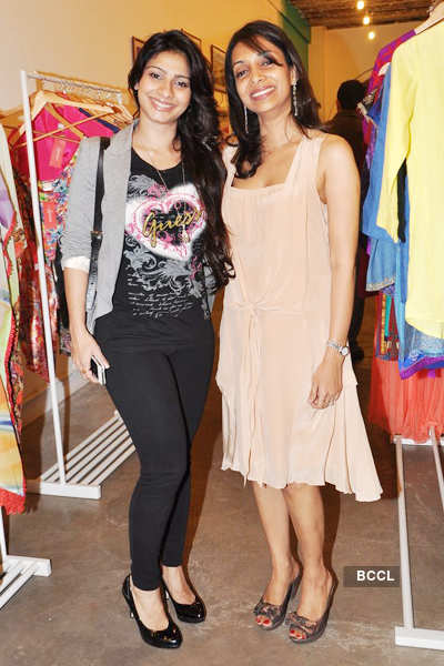 'Sajana' boutique launch