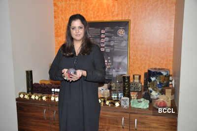 Aarti Razdan's press meet