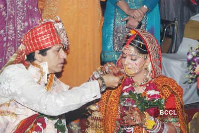 Sooraj & Deepti tie the knot
