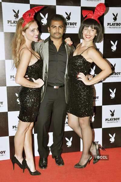 'Playboy' launch party
