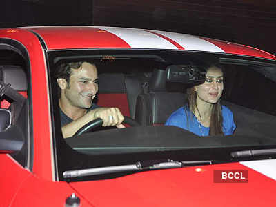 Celebs @ Imran's house party