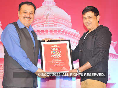 Times Food Guide Awards '13 - Winners : Bangalore