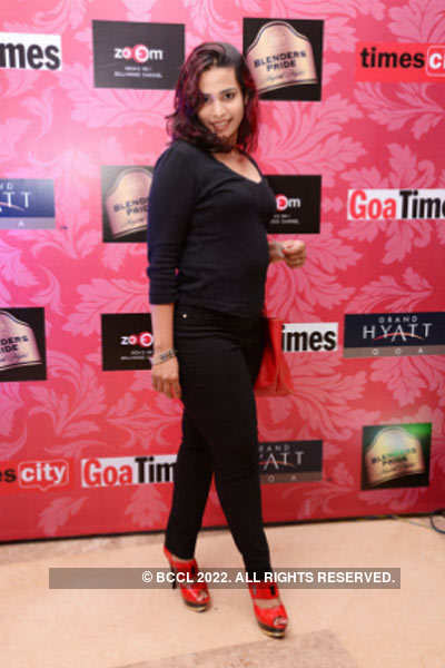 Times Food and Nightlife Awards party