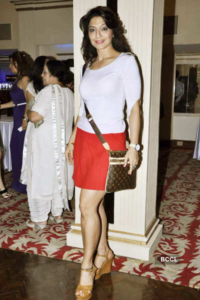 Priyanka Thakur's High Tea party