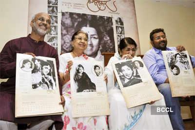 'Humsafar 2013' calendar launch